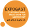 Expogast/CULINARY WORLD CUР. 22 – 26 ноября 2014 г., Люксембург